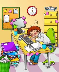 16525534-very-tired-worker-or-student